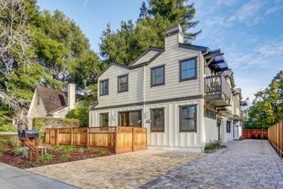 1023 Middlefield Road, Palo Alto, CA 94301 - MLS#: ML81780056