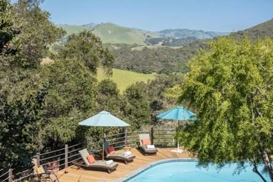 31325 Via La Naranga, Carmel Valley, CA 93924 - MLS#: ML81780284