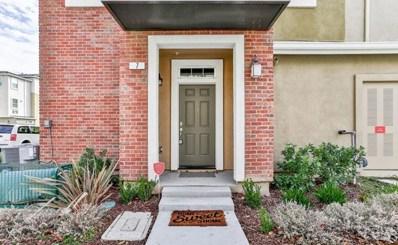 1035 Giacomo Lane UNIT 7, San Jose, CA 95131 - MLS#: ML81780648