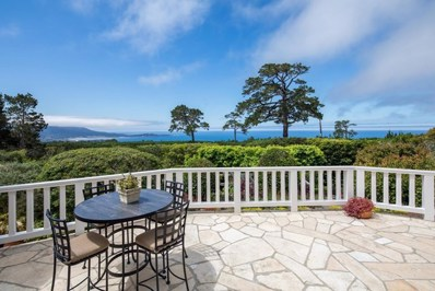4038 Sunridge Road, Pebble Beach, CA 93953 - MLS#: ML81780854