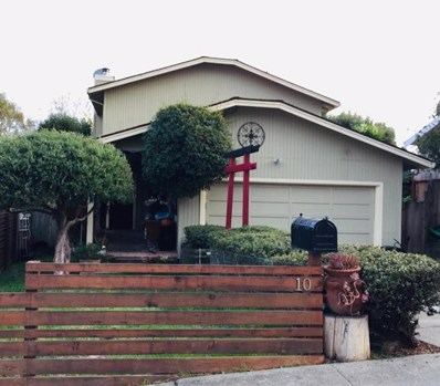 10 Oakridge Street, Watsonville, CA 95076 - MLS#: ML81780903