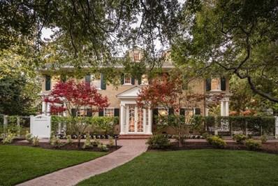 1650 Waverley Street, Palo Alto, CA 94301 - MLS#: ML81781108