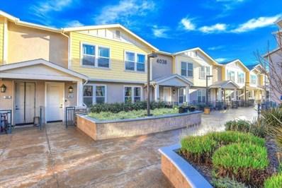 4038 Central Avenue UNIT 301, Fremont, CA 94536 - MLS#: ML81781502
