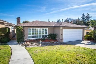 1122 Vernon Terrace, San Mateo, CA 94402 - MLS#: ML81781700