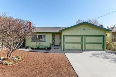 211 Anita Street, Santa Cruz, CA 95060 - MLS#: ML81782046