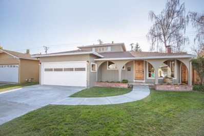2842 Ramona Court, Santa Clara, CA 95051 - MLS#: ML81782342