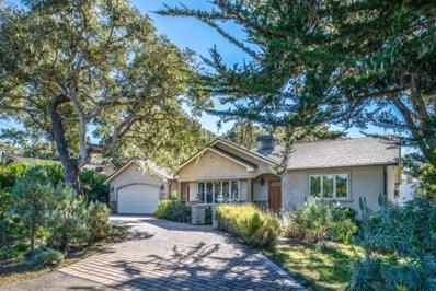 1064 Sawmill Gulch Road, Pebble Beach, CA 93953 - MLS#: ML81782486