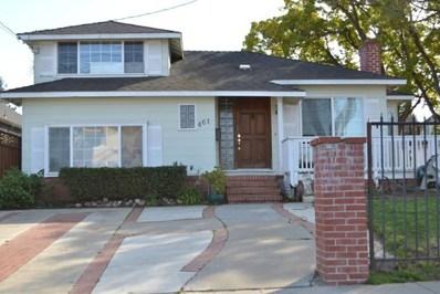 461 26th Avenue, San Mateo, CA 94403 - MLS#: ML81782762