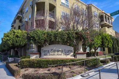 600 Abel Street UNIT 421, Milpitas, CA 95035 - MLS#: ML81783235