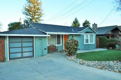 708 Matadero Avenue, Palo Alto, CA 94306 - MLS#: ML81783353