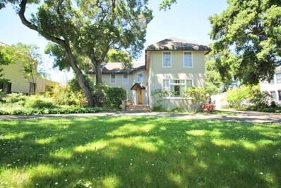 439 Lincoln Avenue, Palo Alto, CA 94301 - MLS#: ML81783385