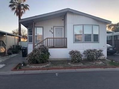 200 Fo Road UNIT 219, San Jose, CA 95138 - MLS#: ML81783808