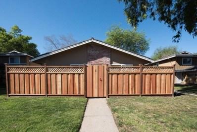 5653 Calmor Avenue UNIT 1, San Jose, CA 95123 - MLS#: ML81784136