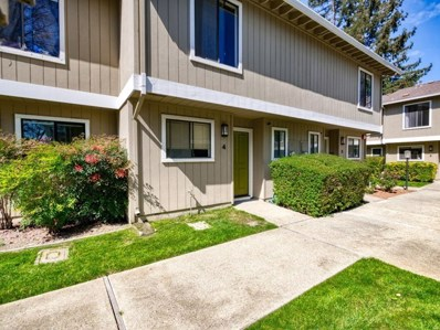 956 Bonita Avenue UNIT 4, Mountain View, CA 94040 - MLS#: ML81786514