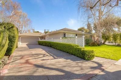 40 Willow Road, Menlo Park, CA 94025 - MLS#: ML81786782