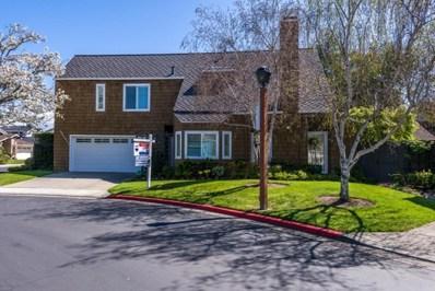 628 Mystic Lane, Foster City, CA 94404 - MLS#: ML81786935