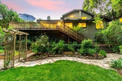 406 Esmeralda Drive, Santa Cruz, CA 95060 - MLS#: ML81790701
