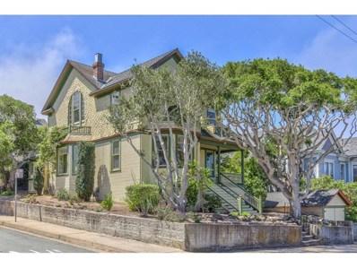 483 Laurel Avenue, Pacific Grove, CA 93950 - MLS#: ML81791133