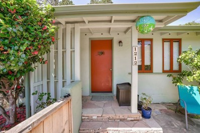 1212 Shafter Avenue, Pacific Grove, CA 93950 - MLS#: ML81791226