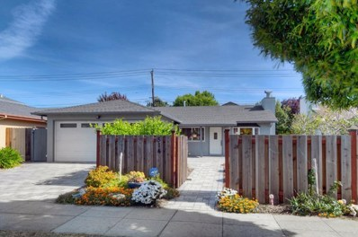 514 Chesterton Avenue, Belmont, CA 94002 - MLS#: ML81791485