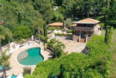 2824 Glen Canyon Road, Santa Cruz, CA 95060 - MLS#: ML81792056