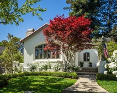 1018 Fulton Street, Palo Alto, CA 94301 - MLS#: ML81792454