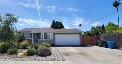 1602 Eisenhower Drive, Santa Clara, CA 95054 - MLS#: ML81792598