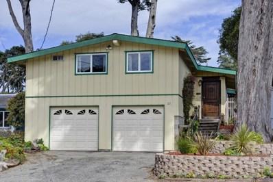 1117 Presidio Boulevard, Pacific Grove, CA 93950 - MLS#: ML81792744
