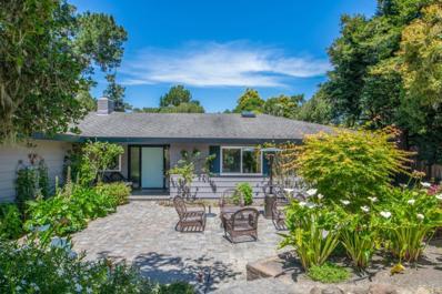 2864 Rancho Road, Pebble Beach, CA 93953 - MLS#: ML81793102