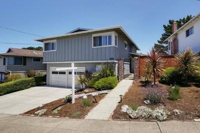 1432 Crespi Drive, Pacifica, CA 94044 - MLS#: ML81793112