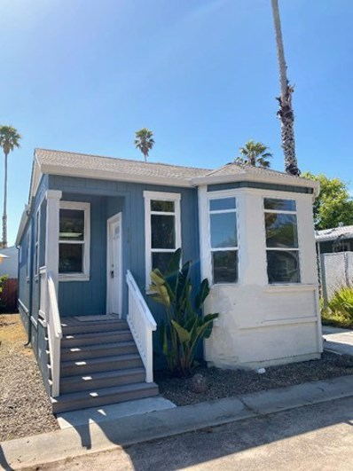 740 30th Avenue UNIT 114, Santa Cruz, CA 95062 - MLS#: ML81793245