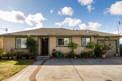 521 Sunrise Street, Salinas, CA 93905 - MLS#: ML81793674