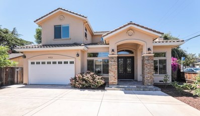 932 Marion Way, Sunnyvale, CA 94087 - MLS#: ML81796025