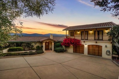 335 El Caminito Road, Carmel Valley, CA 93924 - MLS#: ML81797846