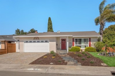 3735 Pinewood Place, Santa Clara, CA 95054 - MLS#: ML81798919