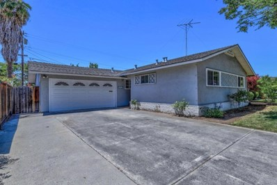 3802 Rincon Ave, Campbell, CA 95008 - MLS#: ML81800208