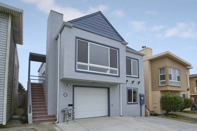 455 Skyline Drive, Daly City, CA 94015 - MLS#: ML81803560