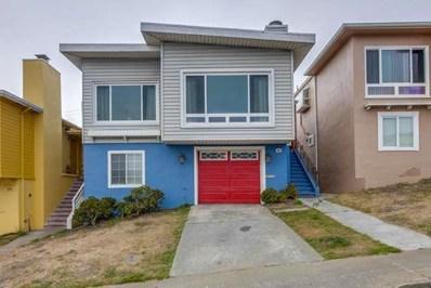 265 Westridge Avenue, Daly City, CA 94015 - MLS#: ML81804032