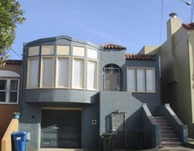 291 Acton Street, Daly City, CA 94014 - MLS#: ML81806250