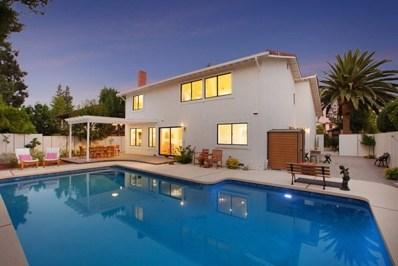 1641 Eagle Drive, Sunnyvale, CA 94087 - MLS#: ML81809313