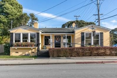 519 Forest Avenue, Pacific Grove, CA 93950 - MLS#: ML81809467