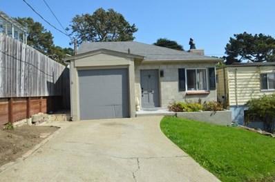 140 Gordon Way, Pacifica, CA 94044 - MLS#: ML81809668