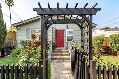 1166 Junipero Avenue, Redwood City, CA 94061 - MLS#: ML81810247
