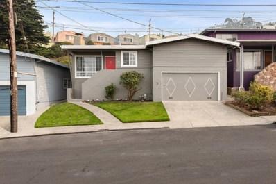 191 Canyon Drive, Daly City, CA 94014 - MLS#: ML81810656