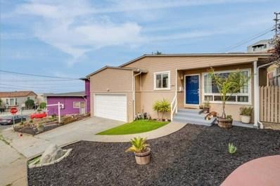705 Cordova Street, Daly City, CA 94014 - MLS#: ML81810707