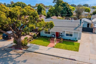 28 Chestnut Street, Salinas, CA 93901 - MLS#: ML81810915