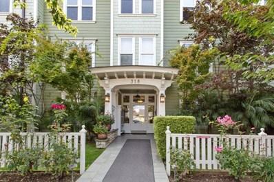 318 Grant Street UNIT 1C, San Mateo, CA 94401 - MLS#: ML81811149