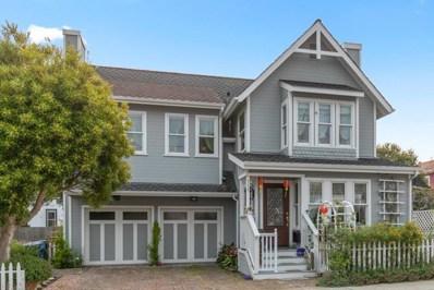 117 17th Street, Pacific Grove, CA 93950 - MLS#: ML81811634