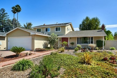 6722 Mount Pakron Drive, San Jose, CA 95120 - MLS#: ML81811657