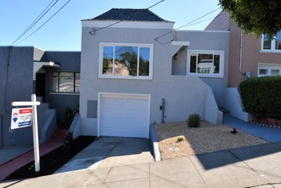 389 Accacia Street, Daly City, CA 94014 - MLS#: ML81812300